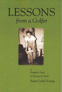 Lessons from a Golfer cover