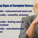 CAREGIVERS: PEOPLE WHO NEED PEOPLE