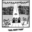 DO YOU USE GOD (OR MARY) AS PINCH HITTER?