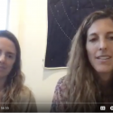 Interview with Dr. Elizabeth Strawbridge and Genell Vashro Huston